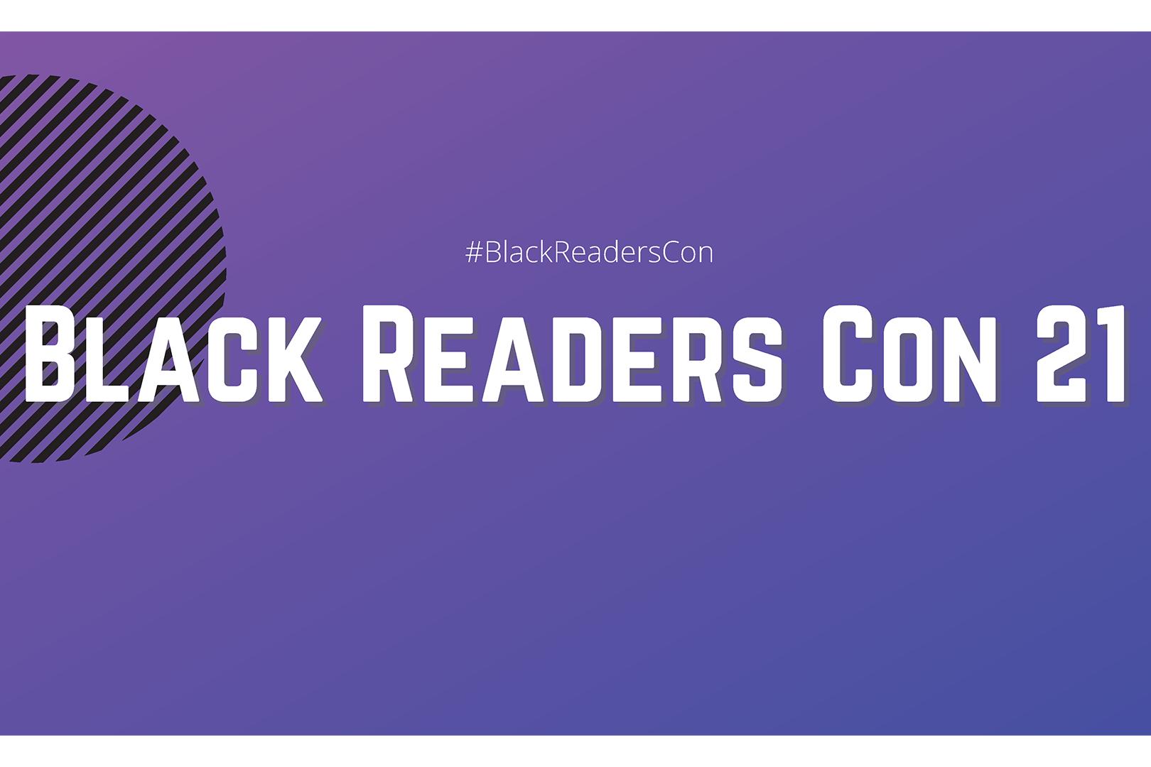 Black Readers Con Banner